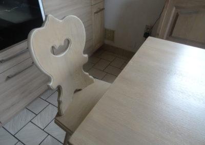 L'Atelier de l'Ill - Claudine Herzog - Relooking de meubles - Coin cuisine