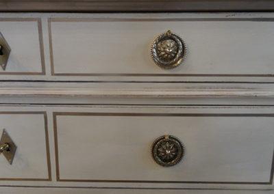 L'Atelier de l'Ill - Claudine Herzog - Relooking de meubles - Commode ancienne
